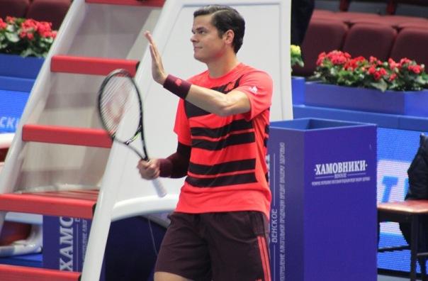 Определился победитель теннисного турнира St. Petersburg Open