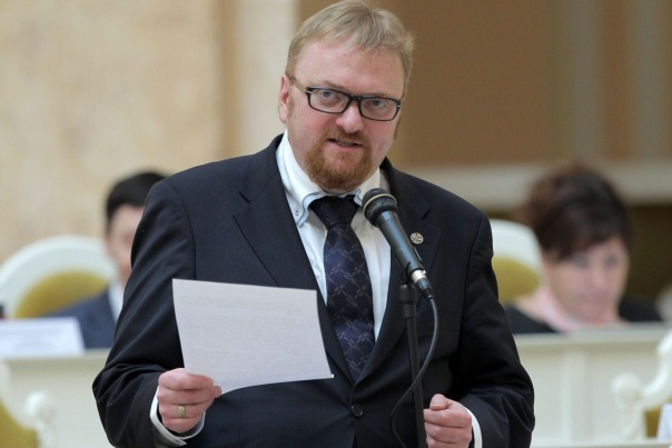 Милонов в очередной раз предложил интересный законопреокт