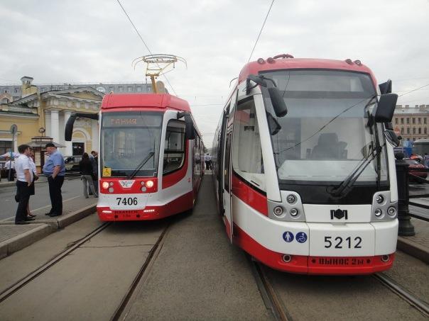 Изменения в трамвайных маршрутах №40 и №52