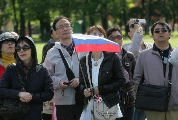 В Петербурге на 20% увеличился поток туристов из России