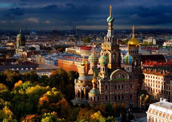 Санкт-Петербург может стать лучшим мировым тревел-направлением