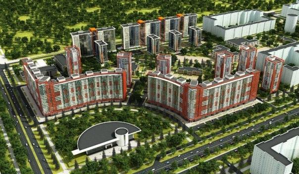 Спрос на жилье в Петербурге снизился на 18% с начала года