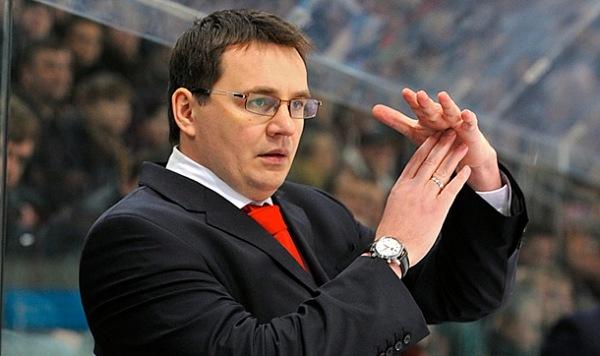 Главный тренер питерского СКА отправлен в отставку