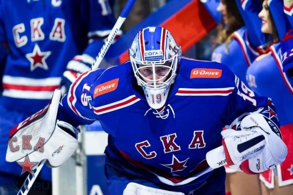 Хоккеисты СКА одержали первую победу под руководством Зубова