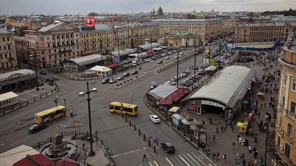 Вестибюль станции Сенная площадь будет закрыт