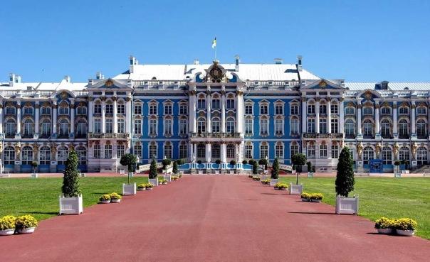 Царское село повышает цену на билеты в Екатерининский дворец