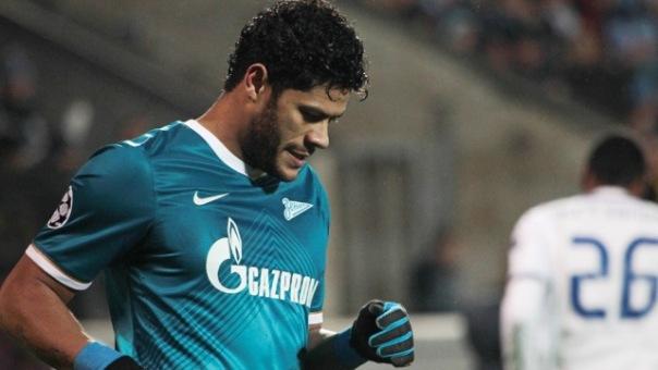 Халк готов продлить контракт с Зенитом до 2025-го года