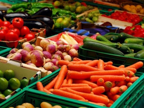 В Петербурге обнаружены санкционные овощи из будущего