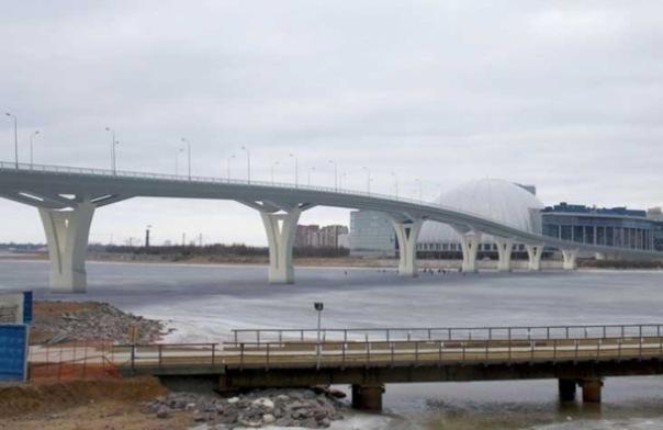 Полтавченко утвердил проект строительства платного Яхтенного моста