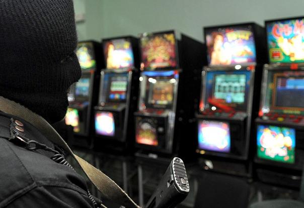 В Пушкинском районе Петербурга закрыли подпольное казино