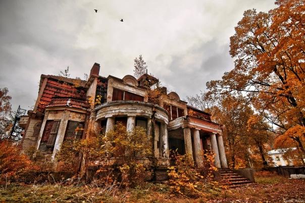 Топ-7 самых интересных заброшенных мест в Ленинградской области