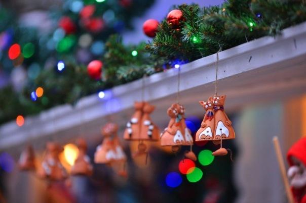 В ЦПКиО будет проходить Новогодняя ярмарка