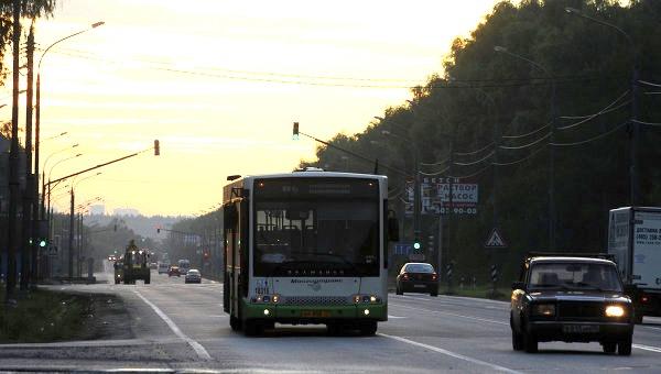 Ночные автобусы в Петербурге выйдут в последний рейс в 2015 году