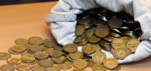Перед повышением цен на проезд метрополитен закупит 2 млн жетонов