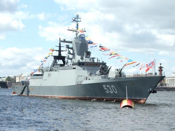 День инноваций ВМФ пройдет в Санкт-Петербурге