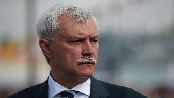 Полтавченко: Доходы горожан растут, значит - кризиса нет