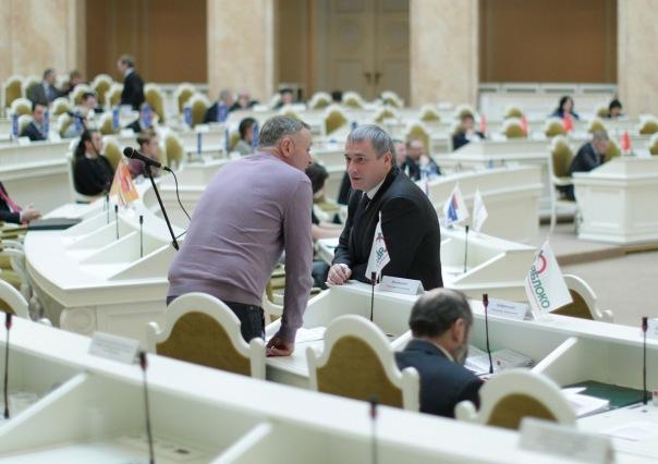 Депутаты петербургского закса стали жертвами мистификации