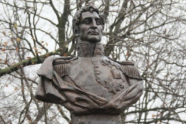 В Петербурге открыли первый в России памятник графу Милорадовичу
