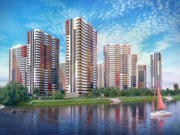 В Петербурге с начала года построили 2,4 млн кв. м жилья