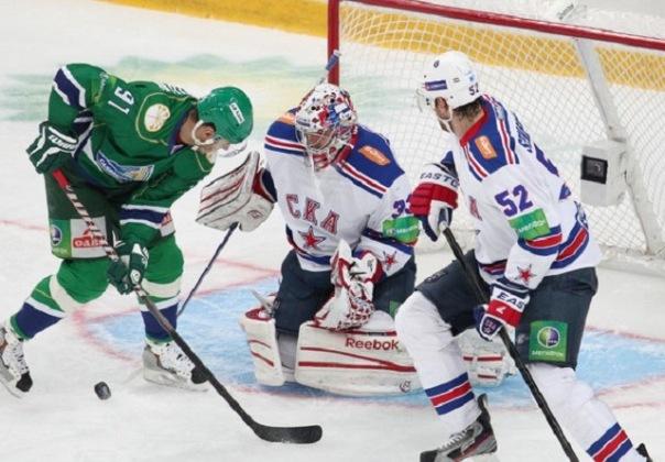 СКА продлил победную серию в КХЛ