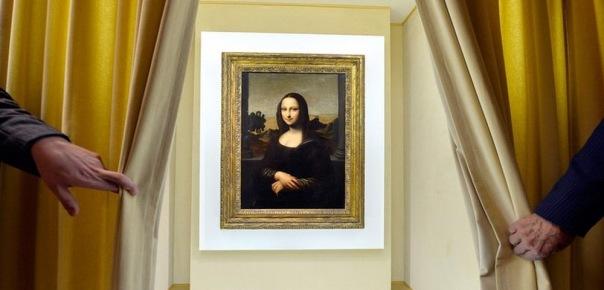 В Петербурге изучают картину, которая может быть версией Моны Лизы