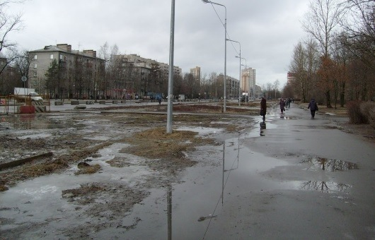 В Петербурге в выходные прогнозируют аномальные +9 градусов тепл