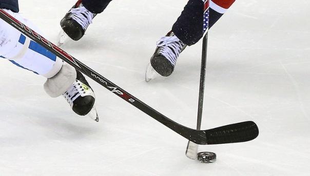 Российские хоккеисты разгромили финнов