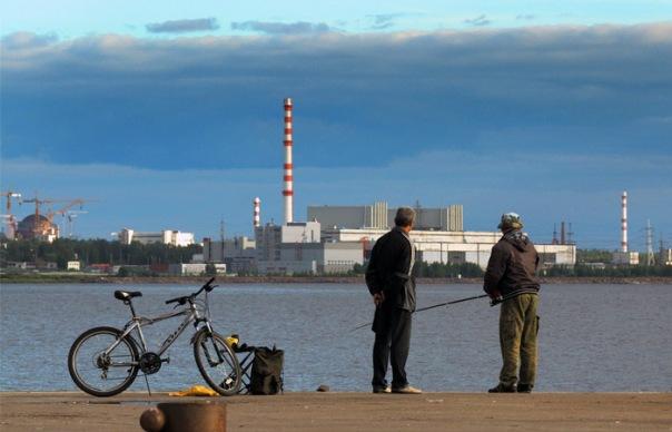 Ленинградская АЭС остановила второй энергоблок