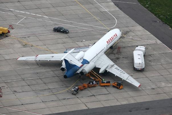 Самолет из Петербурга приземлился в Челябинске вместо Екатеринбурга