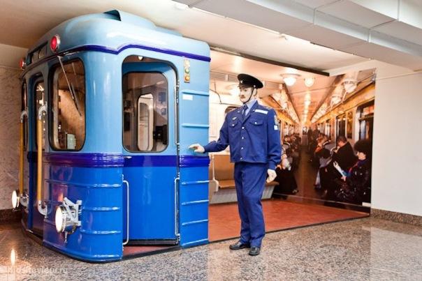 Музей метрополитена Петербурга будет работать в новогодние каникулы