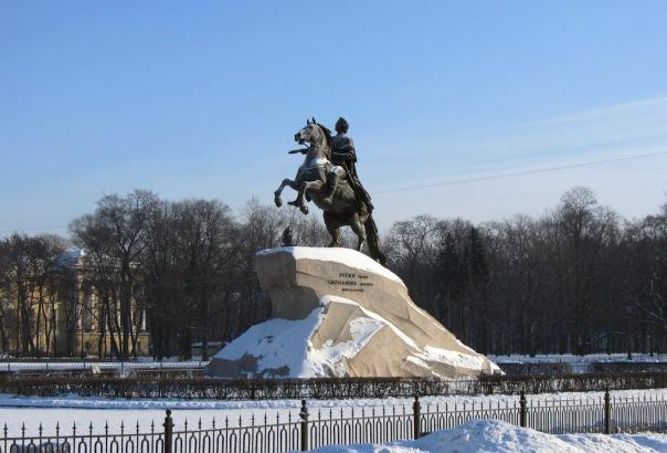 В начале января в Петербург придут 20-градусные морозы