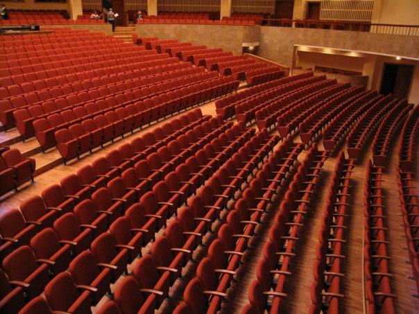 Театр Мюзик-холл закроется на реконструкцию в 2017 году