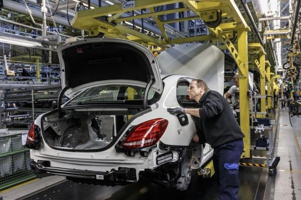 В Санкт-Петербурге планируют собирать Mercedes-Benz