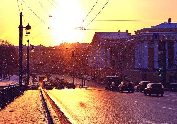 МЧС Петербурга предупреждает о сильных морозах