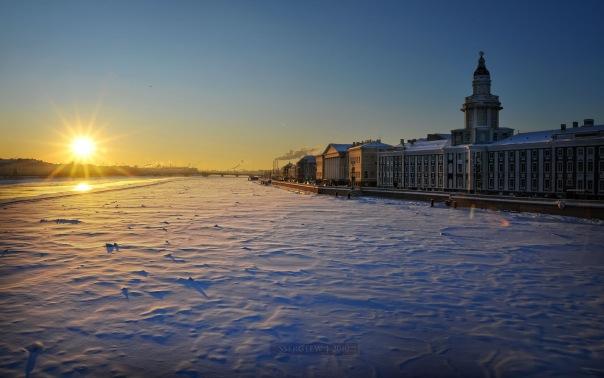 С 9 по 11 января в Петербурге ожидается аномальный холод