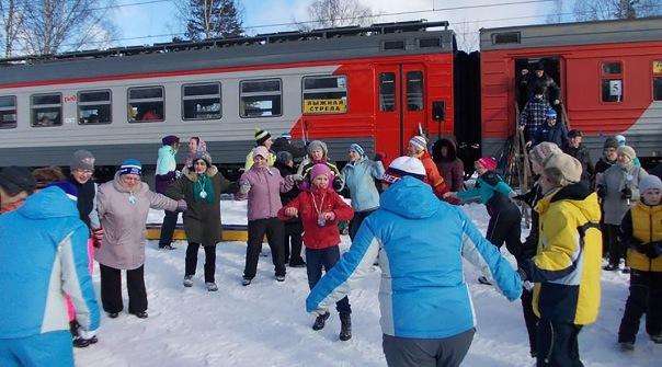 Билеты на «Лыжные стрелы» 10 января раздадут на вокзалах Петербурга