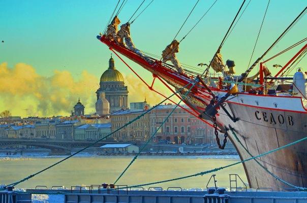 Первая рабочая неделя в новом году начнется в Петербурге с морозов