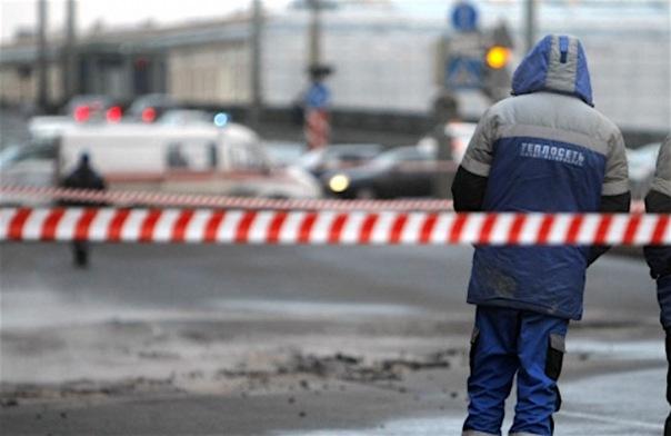 Коммунальная авария затронула 17 домов в Колпино