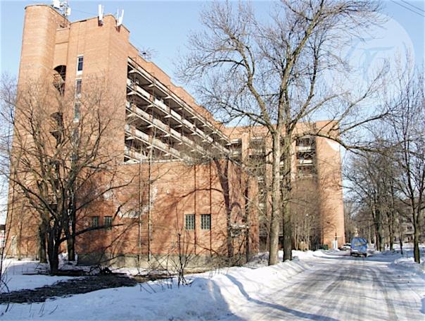 В петербургской больнице имени Боткина установили тепловые вентиляторы