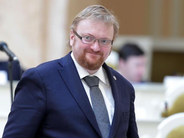 Милонов предложил не пускать Зверева и Познера в Петербург