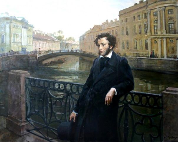 Листовки со стихами Пушкина раздадут петербуржцам в день смерти поэта
