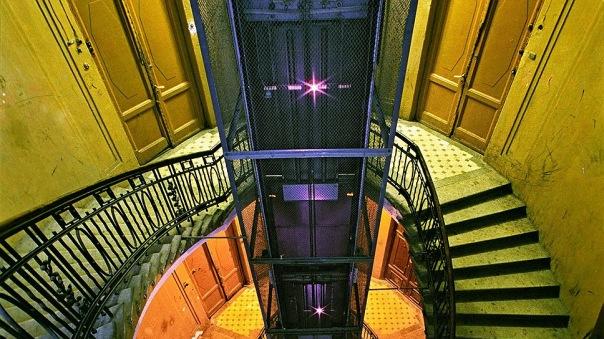 Жилищный комитет проверит лифты Петербурга