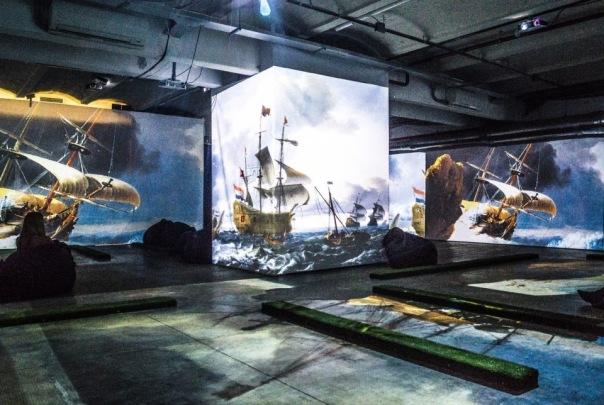 В Москве и Петербурге введут сеансы на посещение выставки Айвазовского