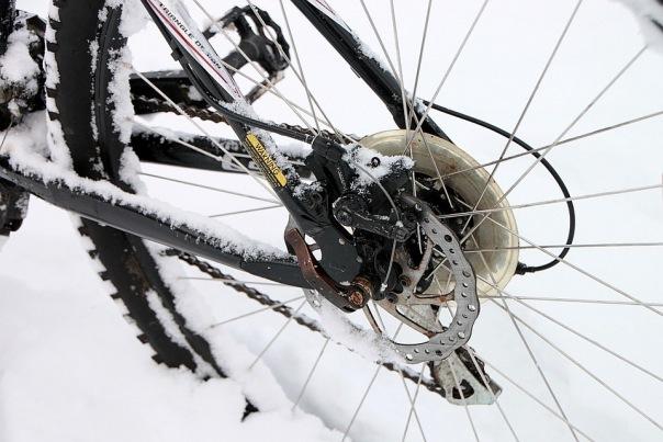 Международная зимняя акция На работу на велосипеде состоится в феврале