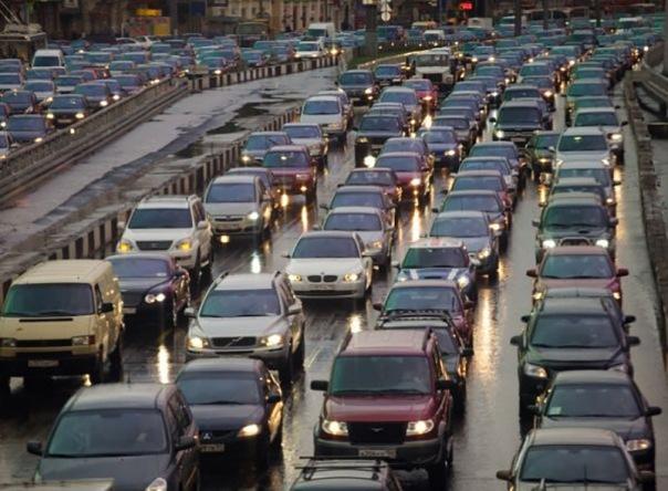 29 января из-за визита Дмитрия Медведева в Петербурге ожидаются пробки