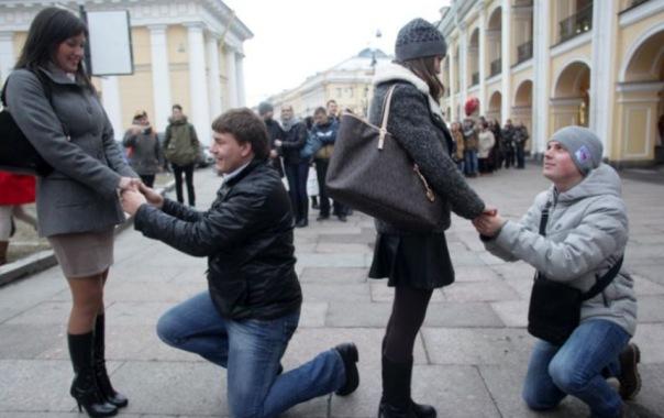 В Петербурге 14 февраля вновь откроют Пункт регистрации вечной любви