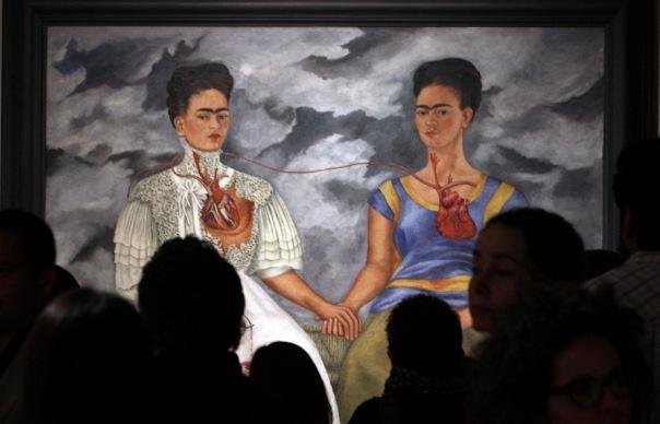 В Петербурге открылась выставка-ретроспектива работ Фриды Кало