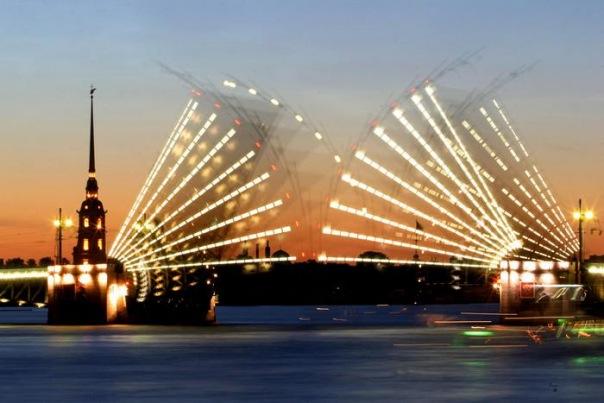 Отели Петербурга признали самыми романтичными
