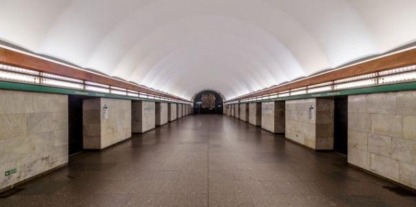 Станция петербургского метро Елизаровская закроется на капремонт с 8 февраля
