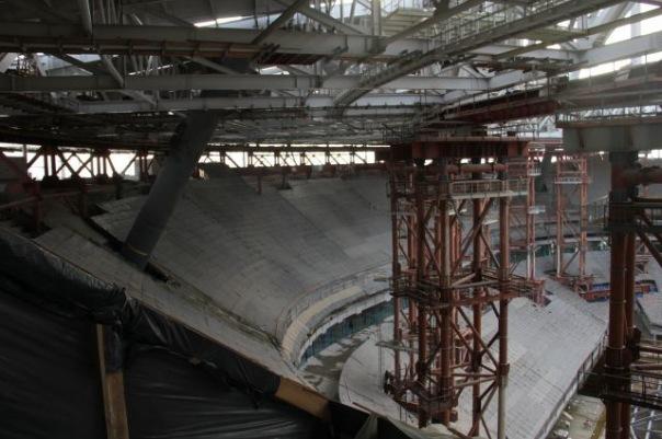 Генподрядчику Зенит-Арены выделят еще 435 млн рублей